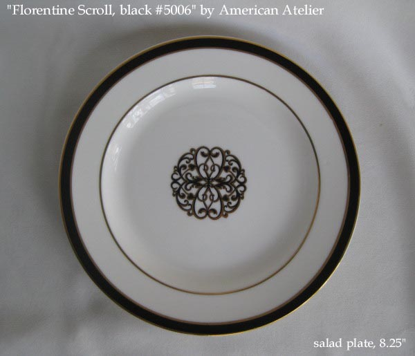 Discontinued China Dinnerware- RM Sterling