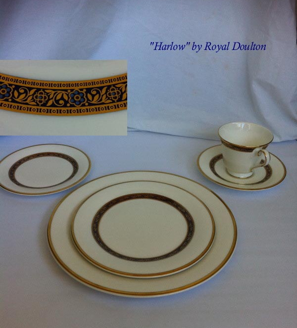 Harlow Royal Doulton china