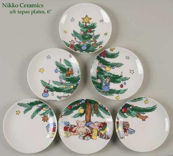 Christmas Giftware and Glassware by Nikko - RM Sterling