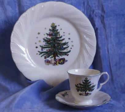 Nikko Christmas Collector\'s Plates- RM Sterling
