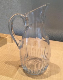 Biarritz by Baccarat Water Pitcher