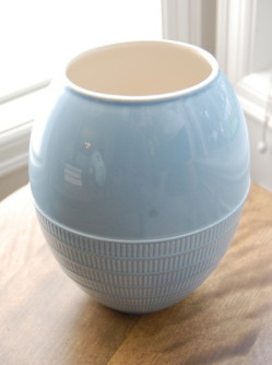 Wedgwood Interiors Earthenware Vase